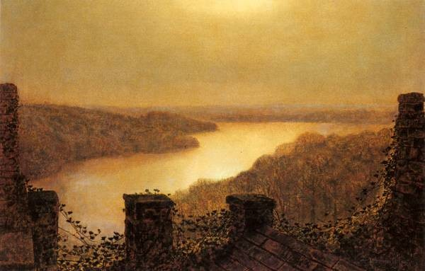 Roundhaylake From Castle